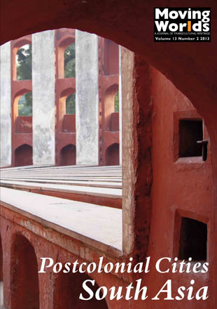 Postcolonial Cities - South Asia