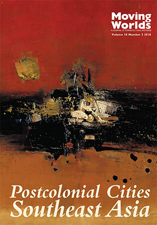 Postcolonial Cities - Southeast Asia