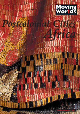 Postcolonial Cities Africa